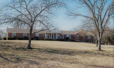 Franklin Single Family Home For Sale: 913 Hickory Hills Dr