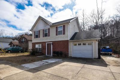 Davidson County Single Family Home Under Contract - Showing: 789 Dover Glen Dr