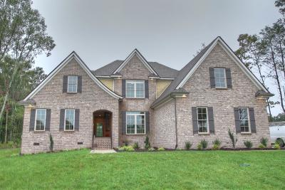 Murfreesboro Single Family Home Under Contract - Not Showing: 1605 Blueridge Dr.- #149