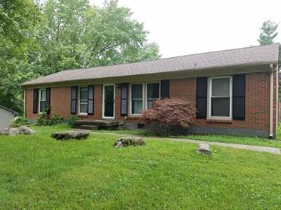 Christian County, Ky, Todd County, Ky, Montgomery County Rental For Rent: 312 Old Dunbar Cave