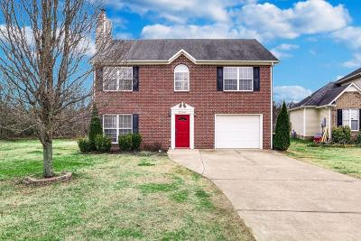 Williamson County Single Family Home For Sale: 1244 Baker Creek Dr