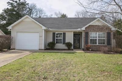 Rutherford County Single Family Home For Sale: 1232 Ballater Dr