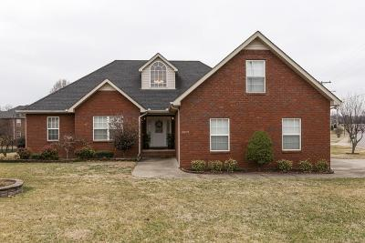 Smyrna Single Family Home For Sale: 6005 Turning Leaf Dr
