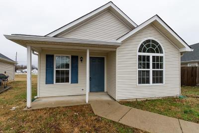Murfreesboro TN Single Family Home For Sale: $149,900