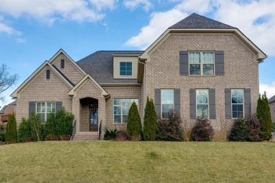 Williamson County Single Family Home For Sale: 1041 Alice Springs Cir