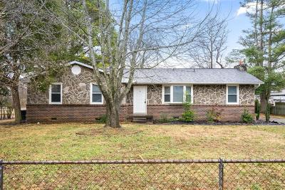 Montgomery County Single Family Home For Sale: 110 Dalewood Drive