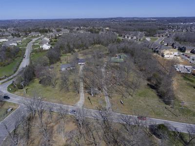 Williamson County Residential Lots & Land For Sale: 1636 Sunset Rd