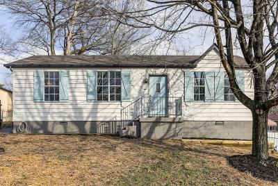 Davidson County Single Family Home For Sale: 4304 Hopewood Dr