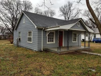Rutherford County Single Family Home For Sale: 202 February St