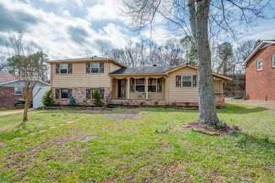 Davidson County Single Family Home For Sale: 4029 Darlene Dr