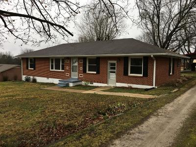 Columbia Single Family Home For Sale: 307 Carol Dr