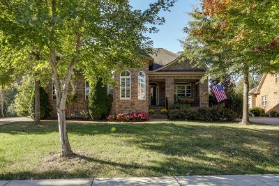 Spring Hill Single Family Home Under Contract - Showing: 5022 Paddy Trace