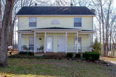 Davidson County Single Family Home Under Contract - Showing: 3151 Justin Towne Ct