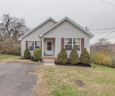 Davidson County Single Family Home Under Contract - Showing: 1302 Katie Ave