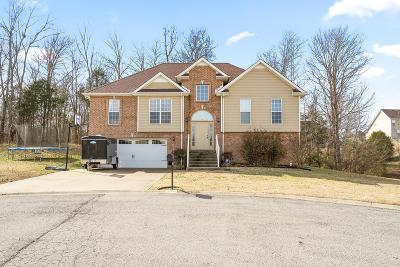Clarksville TN Single Family Home For Sale: $229,900