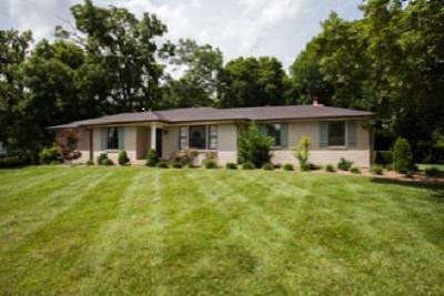 Nashville Single Family Home For Sale: 6029 Sedberry Rd