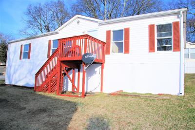 Davidson County Single Family Home For Sale: 2712 Bullock Ave