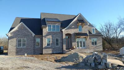 Williamson County Single Family Home For Sale: 1045 Buena Vista Dr.*lot 108hc