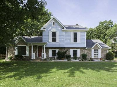 Davidson County Single Family Home For Sale: 3140 Country Meadow Rd