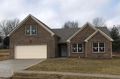 Robertson County Single Family Home For Sale: 413 Golf Club Lane