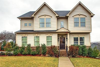 Franklin TN Single Family Home Under Contract - Showing: $429,000