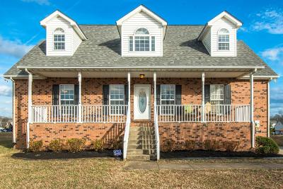 Cheatham County Single Family Home For Sale: 3140 Bearwallow Rd