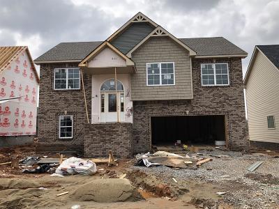 Clarksville Single Family Home For Sale: 87 Locust Run