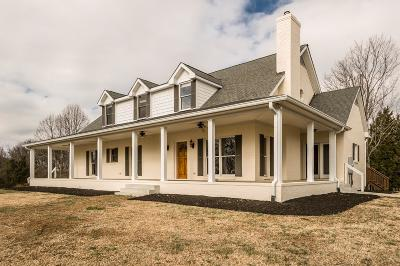 Columbia Single Family Home Under Contract - Showing: 4215 Fairview Rd