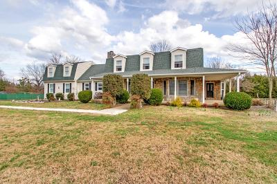 Murfreesboro Single Family Home For Sale: 3665 Old South Rd