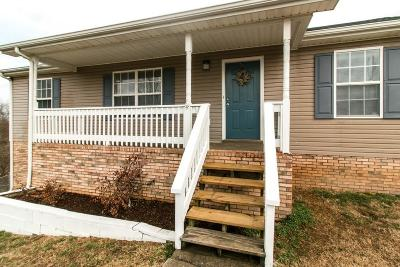 Montgomery County Single Family Home Under Contract - Showing: 1327 Mile High Ct