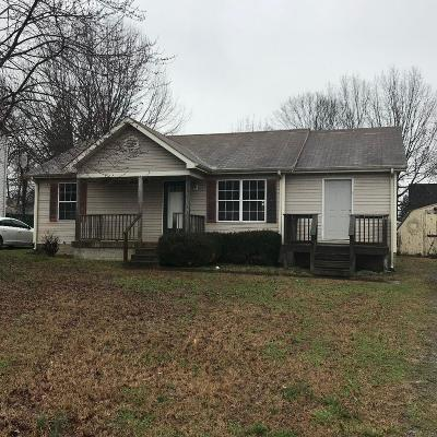 Rutherford County Single Family Home For Sale: 410 Jonesboro Ct
