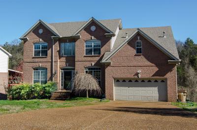 Goodlettsville Single Family Home For Sale: 831 Loretta Drive