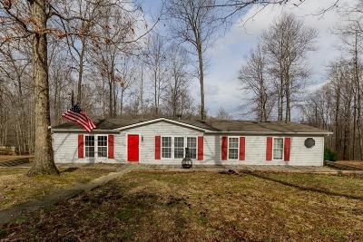 Cheatham County Single Family Home Under Contract - Showing: 1009 Peery Rd