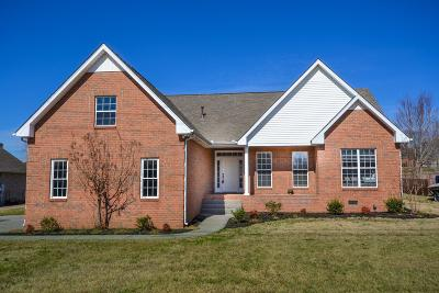 Wilson County Single Family Home For Sale: 417 Plantation Blvd