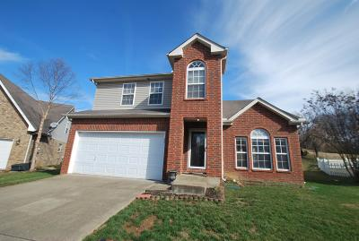 Hendersonville Single Family Home For Sale: 106 Rushing Water Ct