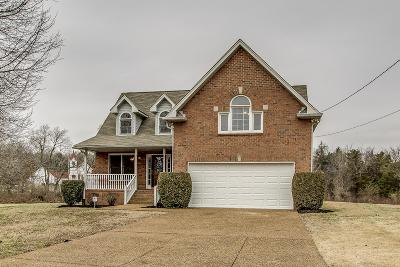 Nashville Single Family Home Under Contract - Showing: 209 Queens Lane Ct