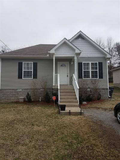 Madison Single Family Home For Sale: 826 Brooks Ave