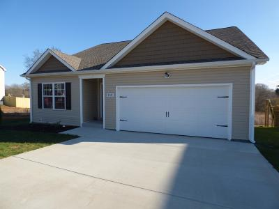 Clarksville Single Family Home For Sale: 2121 Trophy Trc
