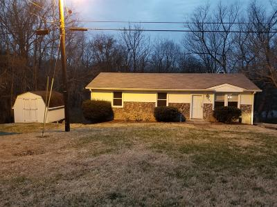 Mount Juliet Single Family Home For Sale: 527 Buffalo Trail