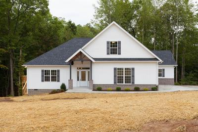 Burns Single Family Home Under Contract - Showing: 540 Aubrey Ln