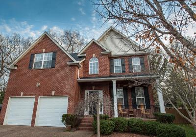 Franklin TN Single Family Home Under Contract - Showing: $424,000