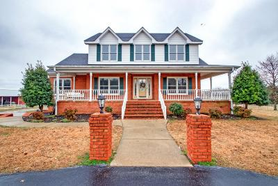 Lebanon Single Family Home For Sale: 950 Trice Rd