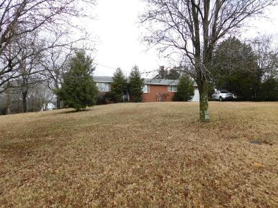 Hendersonville Single Family Home Under Contract - Showing: 109 Two Valley Rd