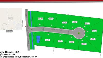 Hendersonville Residential Lots & Land For Sale: 650 New Shackle Island Rd