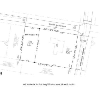 Nashville Single Family Home For Sale: 3308 Windsor Ave