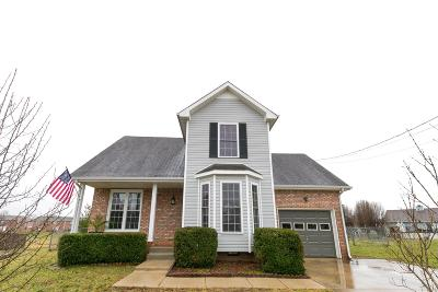 Clarksville Single Family Home For Sale: 1137 Lamont Ct