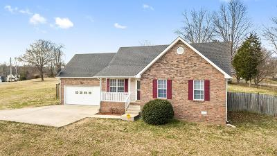 Clarksville Single Family Home For Sale: 1916 Roscoe Dr