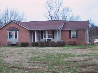Lebanon Single Family Home For Sale: 1827 Woods Ferry Rd