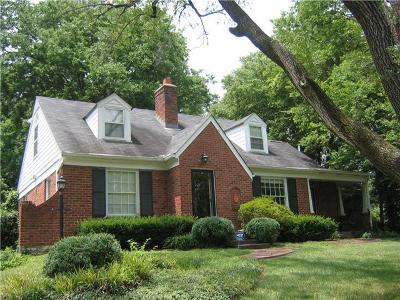 Davidson County Single Family Home For Sale: 2715 Wortham Ave