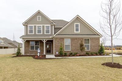 Murfreesboro Single Family Home For Sale: 3131 Kemp Way Lot 25
